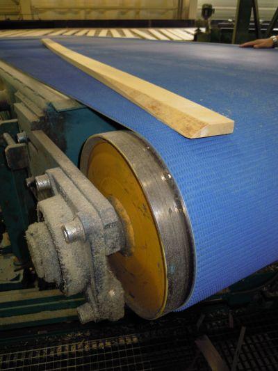 Дървообработване - Транспортна лента Nitril BX 10/3 01+C37 blue HC - Технокон ООД - София