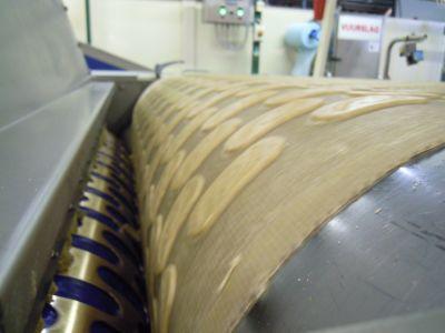 Ammeraal Beltech - AmDough40 тъкана лента за формовачен вал за бисквити - Технокон ООД - София