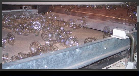 Ремъци за стъкларска промишленост