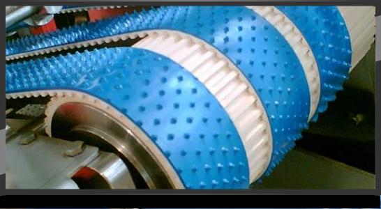 Синхронни транспортни ленти Ultrasink